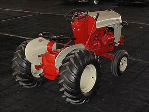2011 Ford 8n Tractor Replica