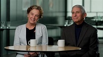 Dr. Fauci's wife gives rare interview