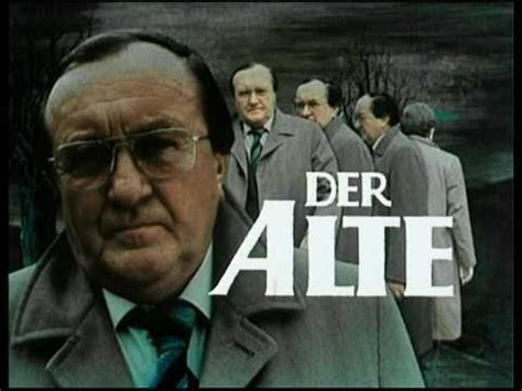 This is a tv serial i used to watch on tv when i was a young kid. Der Alte - Der Unbekannte im Spiel 1/4 - YouTube