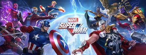 marvel super war apk obb    android