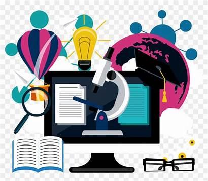 Clip Technology Education Distance Educational Clipart Transparent