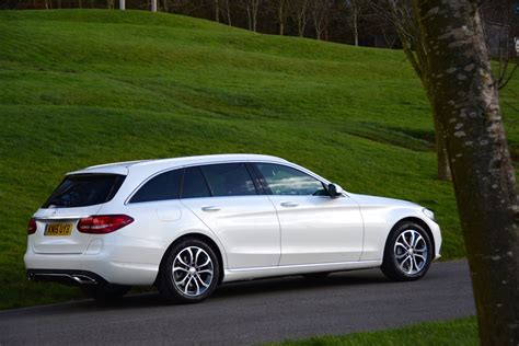 Mercedes C Class Estate Backgrounds by Mercedes C 350 E Sport Estate Review Greencarguide
