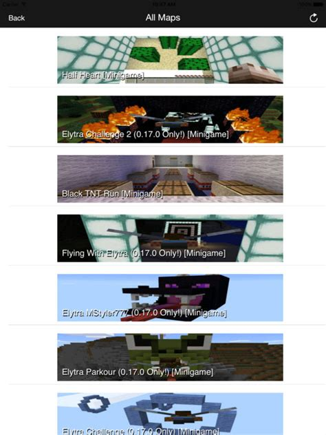 multiplayer iphone multiplayer servers for minecraft pocket edition app