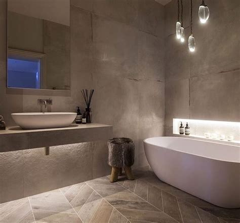 Spa Lighting For Bathroom by 9 Design Tips For A Modern Bathroom Makeover East