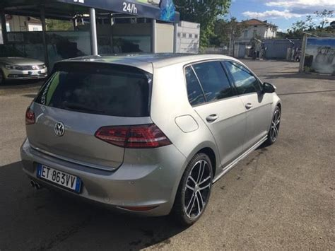 Sold Vw Golf Gtd 20 Tdi Dsg 5p G  Used Cars For Sale