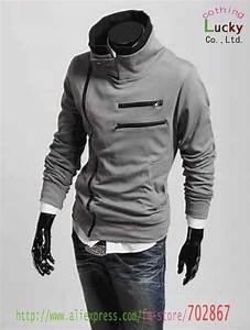 13 best Mens Jackets Standing Collar images on Pinterest ...