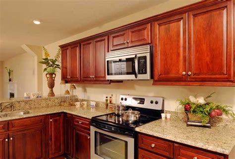 Kitchen Cabinets Images by Walnut Merlot Ready To Assemble Kitchen Cabinets Kitchen