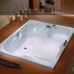 Badewanne Für Zwei Personen : banos10 rechteckbadewanne iman 190x155 doppelbadewanne verschiedene massagesyteme ~ Sanjose-hotels-ca.com Haus und Dekorationen