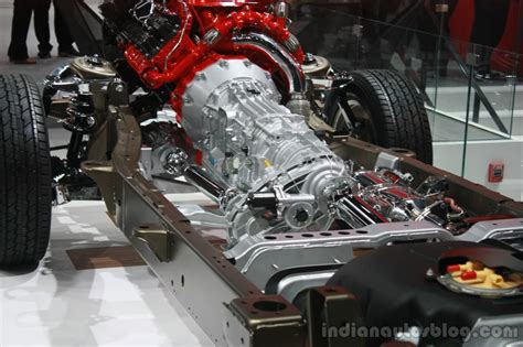 Nissan Titan Xd Transmission by 2016 Nissan Titan Xd Engine And Transmission At The 2015