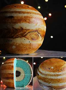 Jupiter Planet Cake (page 4) - Pics about space