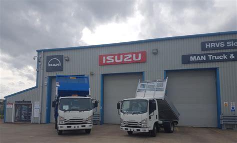 isuzu truck adds hrvs sleaford    expanding