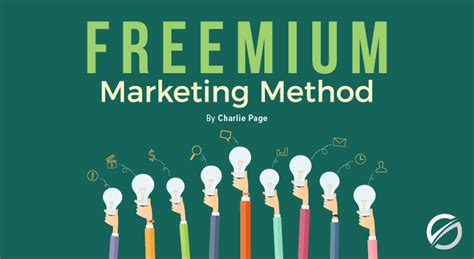 [video] The Freemium Marketing Method  Charlie Page