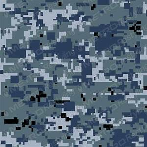 Image Gallery navy digital camo