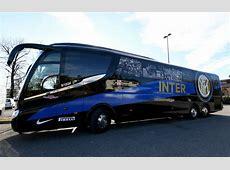 GALLERY – Inter, il nuovo look del bus con tutti i trionfi