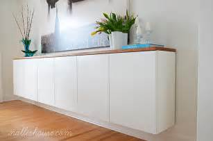 sideboard wohnzimmer nalle 39 s house diy floating sideboard