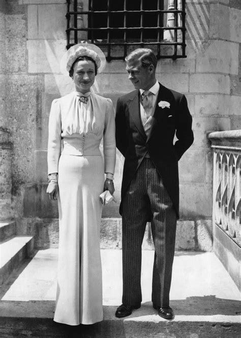 wallis simpson king edward viiis wife led