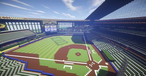 Images - Miller Park - Worlds - Projects - Minecraft ...