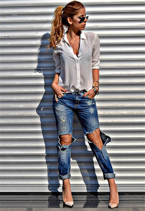Free and Wild Style Outfit Ideas for Summer - Pretty Designs