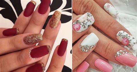 10+ Easy And Gorgeous Wedding Nail Art Design Ideas For