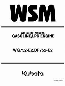 Kubota Wg  Df752