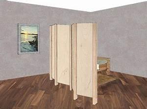 Paravent Bauen Anleitung : bauanleitung f r eine spanische wand bzw einen paravent ~ Lizthompson.info Haus und Dekorationen