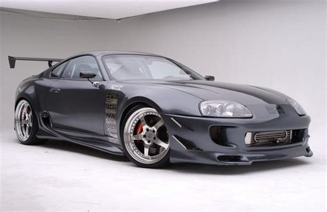 widebody supra wallpaper black toyota supra wallpaper its my car club