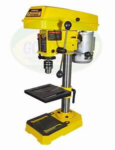 Powerhouse PH-4113 Drill Press - Goldpeak Tools PH