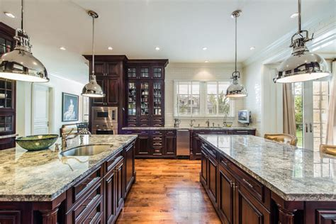 luxury country kitchens provincial house design country style 3906
