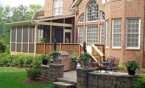 House Plans With Screened Porches by 16 Simple House Plans With Screened Porches Ideas Photo