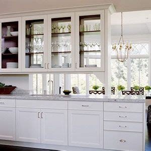 see through kitchen cabinet doors both sides the cabinet and cabinets on 7879