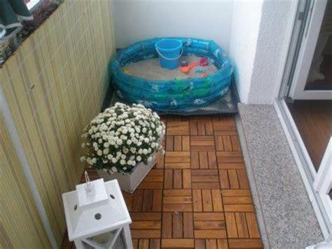 Kleiner Sandkasten Für Balkon by Leben Mit Kindern 10 Smarte Ideen F 252 R Balkon Terrasse
