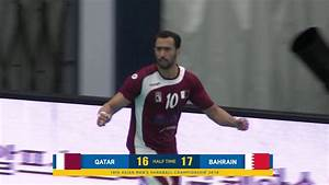 20180128 18th Asian Men's Handball Championship 2018 QATAR ...