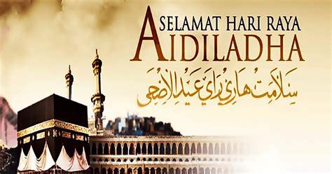 umat islam  malaysia sambut aidiladha   ogos sabah post