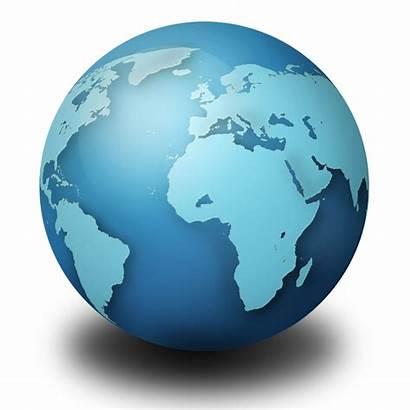 Globe Background Transparent Earth Clip Vector Clker