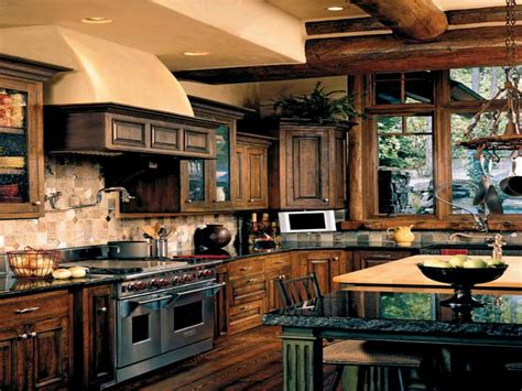 rustic italian farmhouse kitchens rustic dream kitchen  world houses treesranchcom