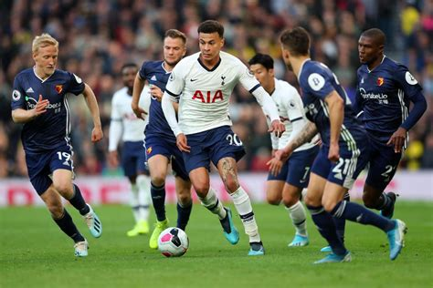 Watford vs Tottenham LIVE stream, which TV channel and how ...