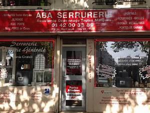 serrurier aba adresse 54 avenue simon bolivar paris 19e With serrurier paris 19e