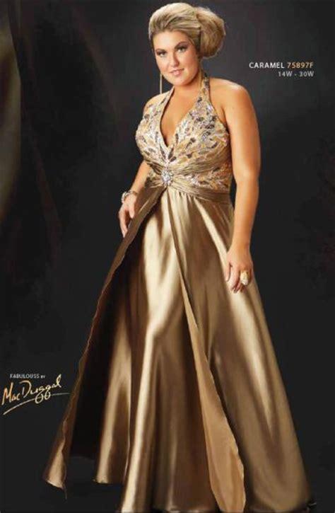 fabulouss  size gold foil   prom dress