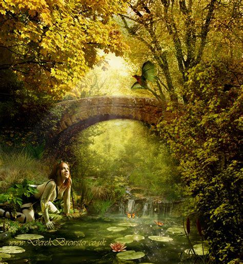 Secret Garden By Derek Brewster  Boyofbows Weblog