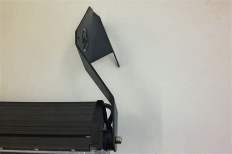 stacked 50 inch led light bar mounts and hardware
