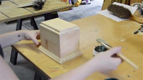 garden  innocence cremation urn youtube