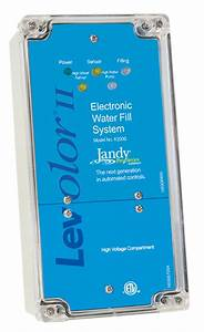 K2000ckg Jandy Levelor Electronic Water Level Control For