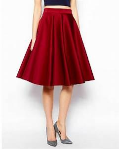 Red Skirt | Dressed Up Girl