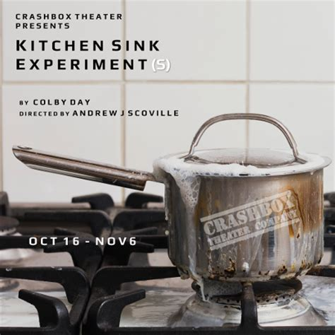 crashbox theater company kitchen sink experiment s