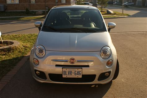 Fiat Meaning Italian by Fiat 500 Small But Iconically Designed Car Autoandroad