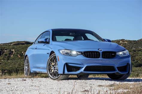 2016 bmw m4 competition package one week review automobile magazine