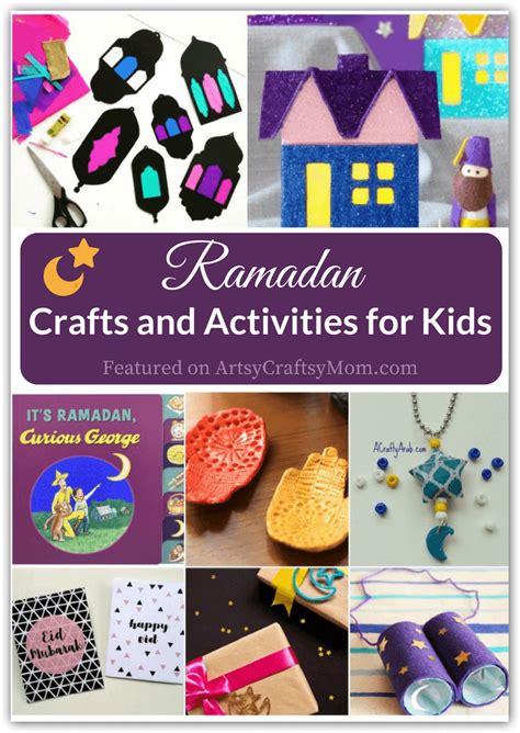 10 beautiful ramadan crafts and activities for 469 | Pin