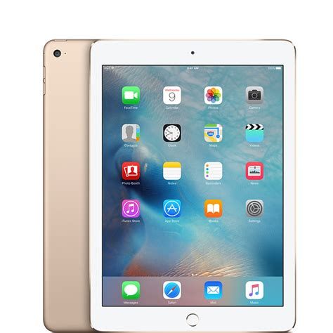 Apple Refurbished Ipad Refurbished Ipad Air 2 Wi Fi 64gb Gold Apple
