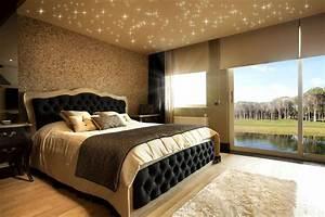 Sternenhimmel Fürs Schlafzimmer : sternenhimmel schlafzimmer malen ~ Michelbontemps.com Haus und Dekorationen