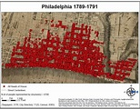 Philadelphia and Its People in Maps | Encyclopedia of ...